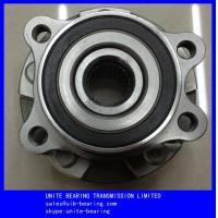 Wholesale Wheel Bearing hubs,hub units,steel flange hub,forged flange hub,forged hubs 801106 from china suppliers