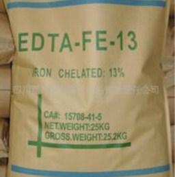 China Microgranular EDTA Ferric Sodium Salt EDTA-FE-13 CAS No. 15708-41-5 of EDTA Chelator Xi wholesale