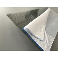 China High Impact Strength Grey Polycarbonate Roofing Sheets 6mm * 2.1 * 11.8m Width wholesale