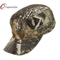 Quality Stylish Acrylic Camouflage Baseball Hats Adult Baseball Caps for sale