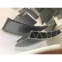 Quality Polishing Rail Transit Aluminium Industrial Profile / aluminium edge profile for sale