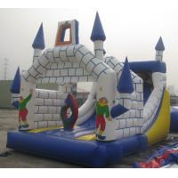 China Inflatable castle / jumping castle house / inflatable castle slide combo wholesale