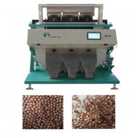 China 5000 x 3 Pixel 3 CCD Grain Color Sorter / CCD Color Sorter Machine For Chili on sale