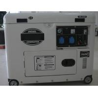 China Soundproof  yanmar portable diesel generator  5kva With Four Stroke Engine wholesale