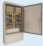 China Direct Splice Unit Cross Connect Cabinet 288 Cores 1480*750*300 wholesale