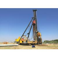 China 13T Hydraulic Hammer Pile Driving For Precast Concrete Pile Foudation wholesale