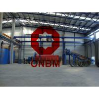 China High Capacity Calcium Silicate Board Making Machine With Crane Easy Operation wholesale