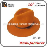 Wholesale Fedora hats wholesale from china suppliers