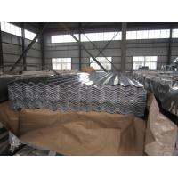 China Zinc Hot Dipped Galvanized Corrugated Roofing Sheet AS 1397 G550 (HRB≥85) , ASTM A653 wholesale