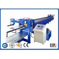China 18.5 KW Metal Deck Roll Forming Machine High Strength with Big Rib wholesale