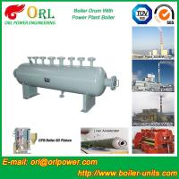 China Mining industry electrical water boiler mud drum ISO9001 wholesale