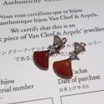 China Bvlgari  brand jewelry DIVA earring in 18 kt gold 18k gold jewelry wholesale