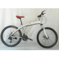 China Cross Full Suspension Mountain Bike , Carbon Fibre Hardtail Mountain Bike wholesale