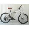 Buy cheap Cross Full Suspension Mountain Bike , Carbon Fibre Hardtail Mountain Bike from wholesalers