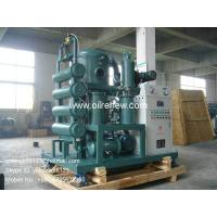 Buy cheap Vacuum Oil Dehydration Plant, Insulatinng Dielectric Oil Purification System ZYD 9000LPH from wholesalers