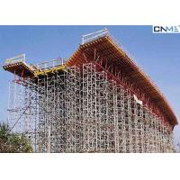 China Professional Cantilever Bridge Deck Formwork For Different Corss Sections wholesale
