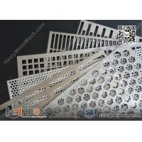 China Special Shape Hole Perforated Metal Sheet / Plate | China Factory / Exporter wholesale