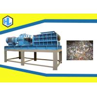Single Shaft Organic Waste Shredder For Agriculture / Household / Hospital