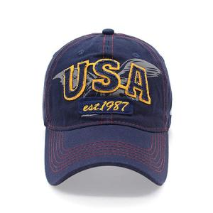 China Customize Six Panels Embroidered Baseball Caps 54Cm For Kids wholesale