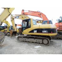 China Caterpillar 320CL Used 20 Ton Excavator For Sale wholesale