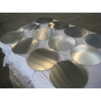 China AA1050 1060 3003 Thickness form 0.3mm to 2.0mm Aluminum Disc DC Anodized Metal Disc Mill Finished for Pots wholesale