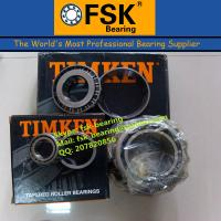 China TIMKEN Tapered Roller Bearings LM11949/LM11910 Trailer Wheel Bearings wholesale