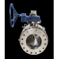 China ASME B16.34 API 6D Trunnion Mounted Ball Valves 2 NPS - 24 NPS ISO 9001 wholesale