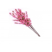 China Home Dried Non Toxic Lightweight Artificial Silk Flower on sale