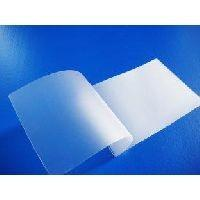 China PET Glossy Transparent Corrosion Resistant Pouch Laminating Film For Menu, Visiting Cards wholesale