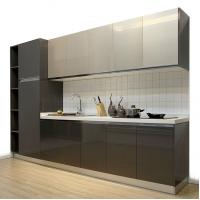 Kitchen Wood Cabinets Kitchen Furniture Sets Cabinet Modern Style For