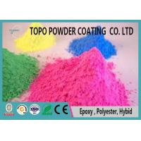 Buy cheap Outdoor Pipeline Pure Polyester Powder Coating RAL 2004 Orange from wholesalers
