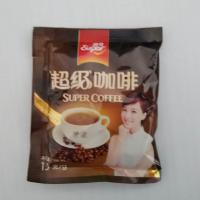 China Customized Logo Instant Coffee Package Bags wholesale