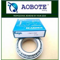 China Koyo 17887 / 17831 Tapered Roller Bearing , Long Life Ball Bearing wholesale