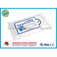China Wet Antibacterial Hand Wipes wholesale