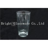 China high quality glass beer mugs, tall glass tumbler use in hotel & pub wholesale