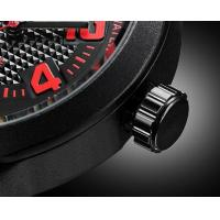 Quality LONGBO Double Movement The Three Dimensional Leisure Fashion Men Genuine Leather for sale