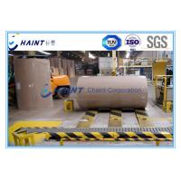 China Customized Parent Paper Roll Handling Equipment ISO 9001 Certification wholesale