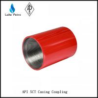 China API 5CT Grade J55 K55 N80 etc Casing Coupling wholesale