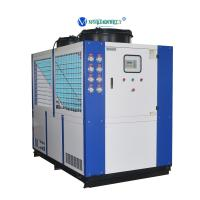 China China Chiller Manufacturer 30RT 40hp Refrigeration Water Cooling System Chiller Low Price wholesale