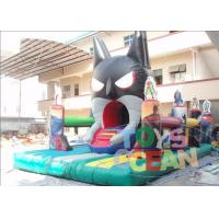 China Giant Children Bouncer Inflatable Playground Trampoline Badman For Amusement wholesale