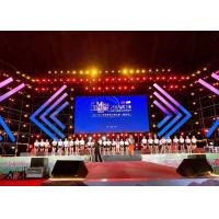 Quality Interior Truss Hanging Led Display , Dual Maintenance Rgb Led Display Board for sale