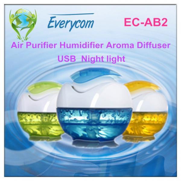 Water Based Air Cleaner : Water based air purifier freshener of item