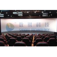 China Special Effects 9d Theatre Cinema With Dynamic 3-Dof Platform wholesale