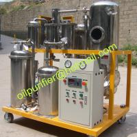 China Cooking Oil Filter Unit, edible oil recycle machine,stainless steel body and filter elements,durable, for edible usage wholesale