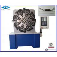 China Blue Painting CNC Torsion Spring Forming Machine High Efficiency 5.5 KW wholesale