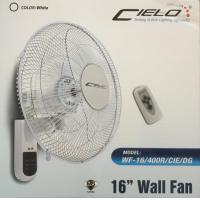 China wholesale 16  3 speed cooling orbit wall fan with remote control wholesale