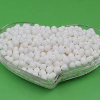 China JZ - K1 Molecular Sieve Adsorbent Activated Alumina Sphere For Drying In Oxidizing Industry wholesale