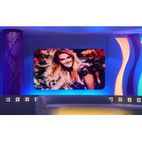 China High Definition Indoor Advertising LED Display P3 / P4 / P5 62mm LED Screen wholesale