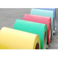 China Cold Rolled Prepainted Galvalume Steel Coil Balcony SGS Approved wholesale