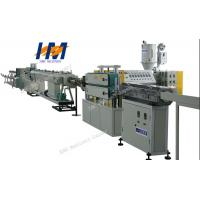 China PS Foaming standard extruded plastic sections frame board extrusion line wholesale